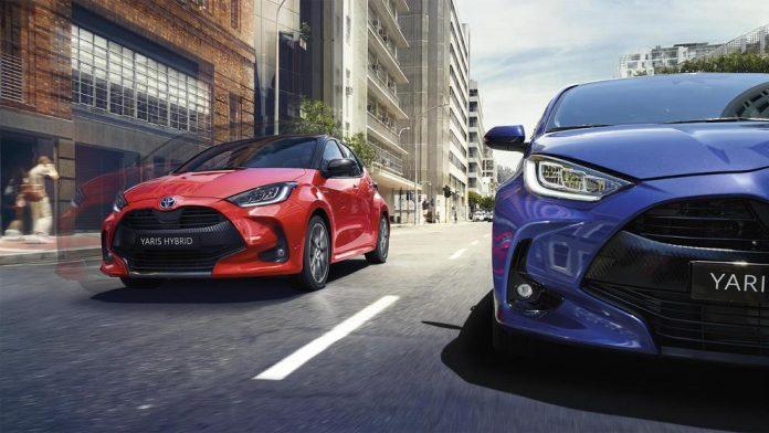¿Quieres un coche nuevo? Te traemos los mejores por menos de 15.000€ | Imagen de Toyota.es