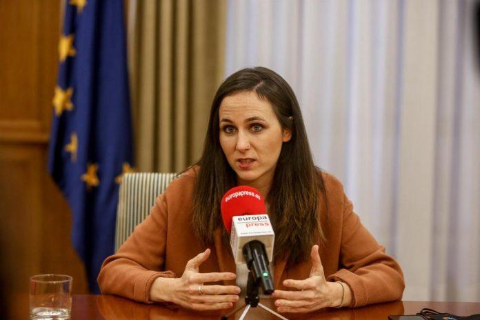 Ione Belarra, ministra de Agenda 2030 y Derechos Sociales
