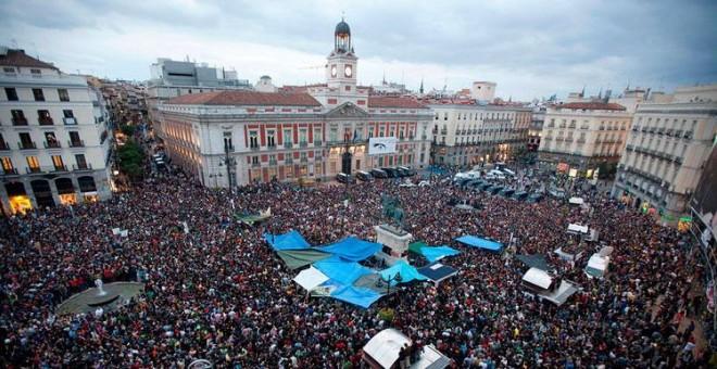 La plaza es nuestra