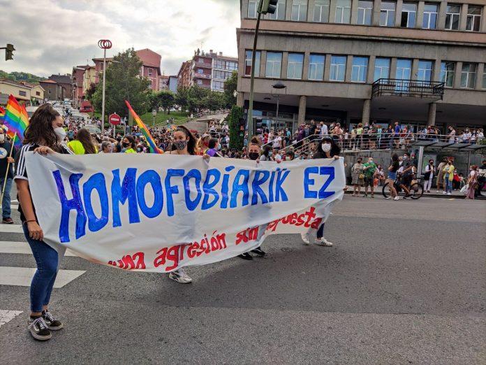 Sobran motivos para seguir celebrando el Orgullo LGTBI. Foto de David Hernández